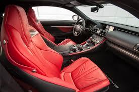 lexus white colour behind the wheel the all new 2015 lexus rcf ohgizmo