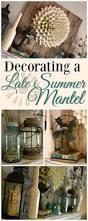 best 25 summer decorating ideas on pinterest summer mantle