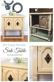 Chalk Paint Furniture Ideas by 121 Best Homemade Chalk Painted Furniture Images On Pinterest