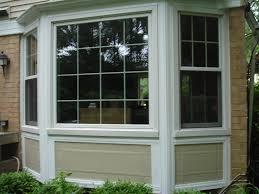 bay window styles exterior vinyl siding u0026 bay window