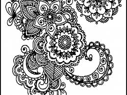difficults adults mandala coloring pages colorine net 26981