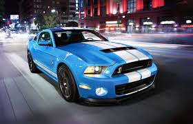 Ford Mustang Top Car