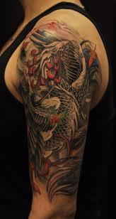 Tattoo Designs Half Sleeve Ideas Best 25 Phoenix Tattoo Sleeve Ideas On Pinterest Phoenix Tattoo