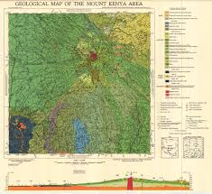 Map Of Kenya Africa by The Soil Maps Of Africa Display Maps
