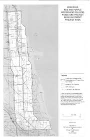 Public Transit Chicago Map by Uptown Update