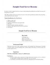 Restaurant Skills Resume  breakupus seductive index of resumes     happytom co Server Resume Skills Examples Food Server Description For Resume       restaurant skills resume