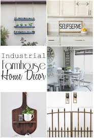 industrial farmhouse home decor cherished bliss