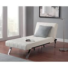 Chaise Lounge With Sofa Bed by Emily Futon Chaise Lounger Multiple Colors Walmart Com