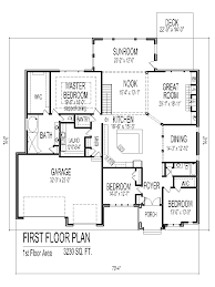 100 3 car garage house plans bungalow with guest best three corglife