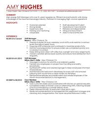 Fast Food Resume Samples by Stylish Inspiration Ideas Shift Manager Resume 15 Restaurant