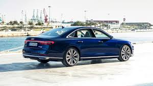 2018 audi a8 50 tdi first drive reconnaissance into the future