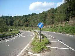 A3 road