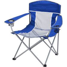 Mesh Patio Chairs by Ozark Trail Xxl Steel Frame Comfort Mesh Chair With Carry Bag