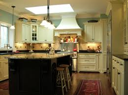 Nice Kitchen Islands Alluring White Wooden Color Kitchen Island Come With White Color