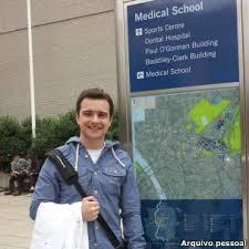 Mais de 500 universitários brasileiros desembarcam na Grã-Bretanha