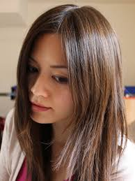 light brown hair with dark red highlights color red hair to light
