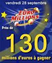 Résultats tirage Euromillions vendredi 28 septembre