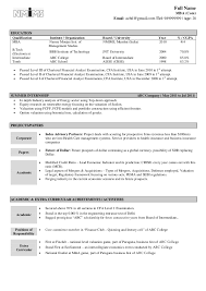 c v sample for first job   Contract Template