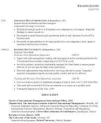 business banker resume business banker resume sample sample small VisualCV