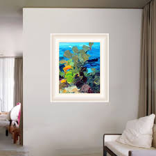 Popular Home Decor Blogs Popular Items For Cactus Art On Etsy Abstract Home Decor Painting