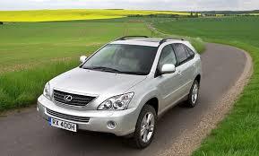 2008 lexus rx400h value lexus rx estate review 2003 2009 parkers