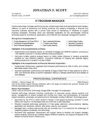 Resume Samples Of Software Engineer by Sample It Resume Uxhandy Com