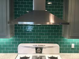 emerald green subway tile kitchen backsplash subway tile outlet