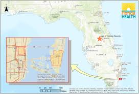 Orlando Florida On Map by Is Zika A Threat For Orlando Vacations Information For Families