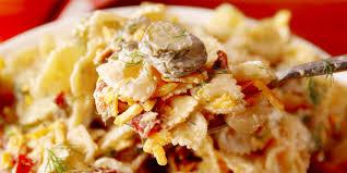 Pasta Salad Ingredients Best Pickle Pasta Salad Recipe How To Make Pickle Pasta Salad