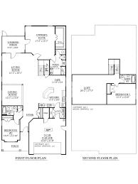 modern 2 story house floor plans new home design plan excerpt