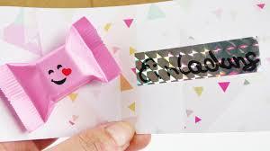 Handmade Farewell Invitation Cards Sweet Invitation Card Pary Invitation With Chocolate Birthday