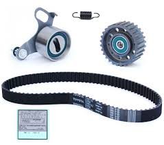 cam timing belt kit with genuine toyota belt roughtrax 4x4