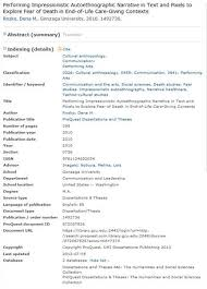 APA citation format for a published MA thesis  AAA citation format for a published MA thesis
