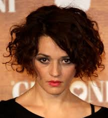 short haircuts for frizzy curly hair long curly frizzy hair matched anyone who is bored with the old style