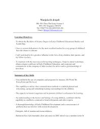 Teacher Cover Letter Examples   resume for teaching position