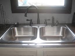 sink u0026 faucet moen orb brantford one handle high arc pull down