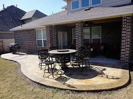 Backyard Cement Patio Ideas by Extend Concrete Patio Home Ideas Pinterest Concrete