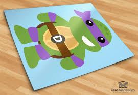 ninja turtle donatello stickers for kids ninja turtle donatello