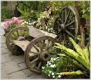 Easy Garden Decoration Ideas Photograph   easy outdoor decor