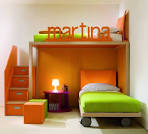 Kids Room Design: Personable Creative Bedroom For Kids Ideas White ...