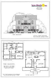 model homes u0026 floor plans marion il new horizons homes inc
