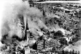 Bombing of Lübeck in World War II