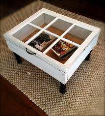 Repurposed Coffee Table by Best Upcycled Furniture Ideas