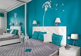 Turquoise Wall Design Best  Turquoise Bedrooms Ideas On - Turquoise paint for bedroom