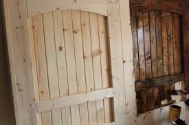 Diy Barn Doors by How To Build A Rustic Barn Door Headboard Old World Garden Farms