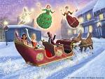 Wallpapers Backgrounds - Barbie Christmas Carol Cartoon