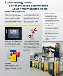 sigma air manager air solutions kaeser air compressors