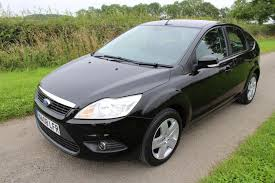 used ford focus style black cars for sale motors co uk