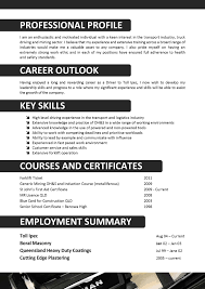 Oilfield Resume Objective Examples by Cdl Resume Resume Cv Cover Letter