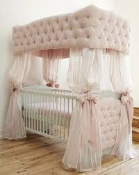 Vintage White Baby Crib by Canopy Cribs Perfect For Your Precious Baby